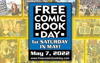 Free Comic Book Day - May 4th, 2019