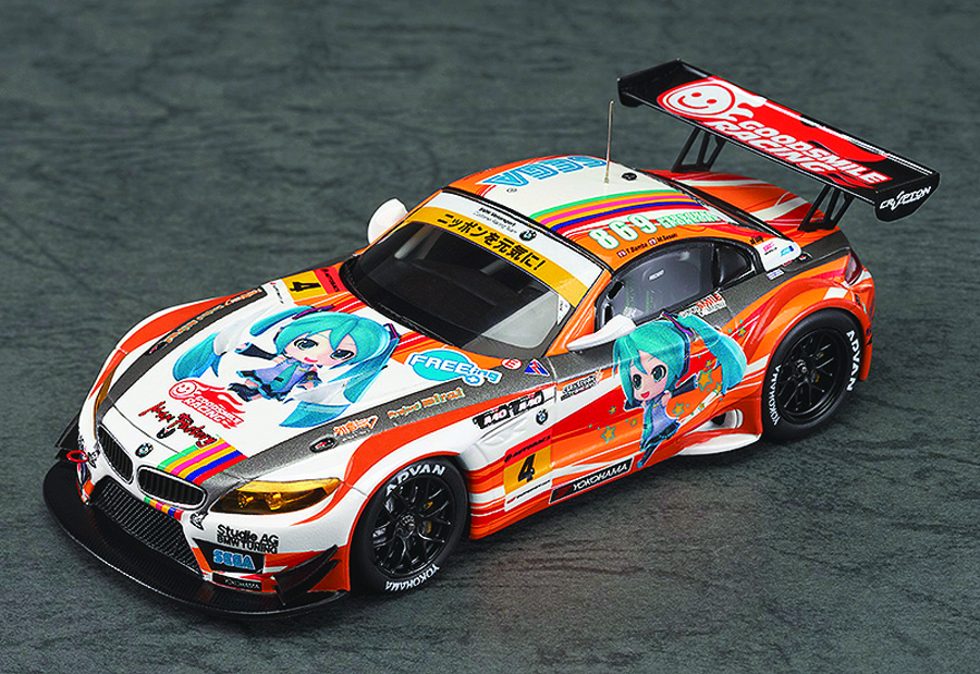 GSR PROJECTMIRAI BMW 2012 1/43 SCL CAR SO VER