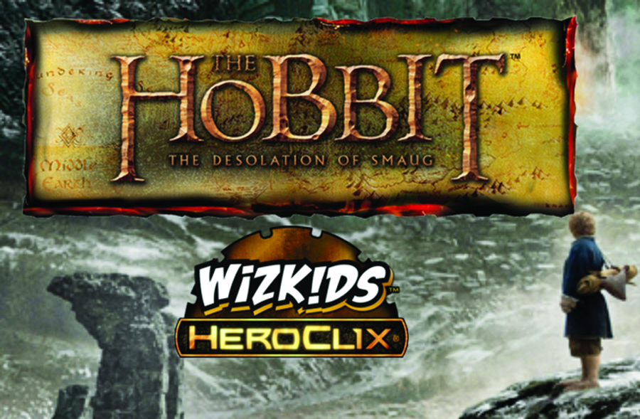 HOBBIT DESOLATION OF SMAUG HEROCLIX STARTER SET