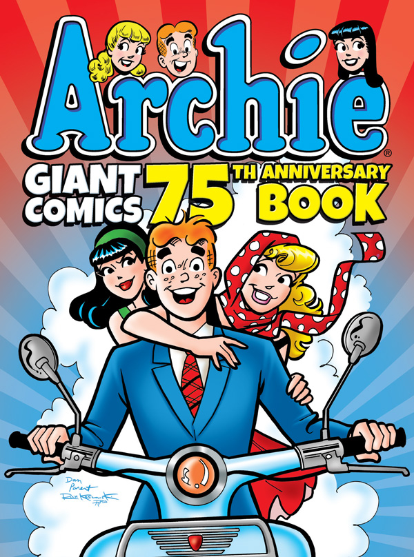 ARCHIE GIANT COMICS 75TH ANNIV TP