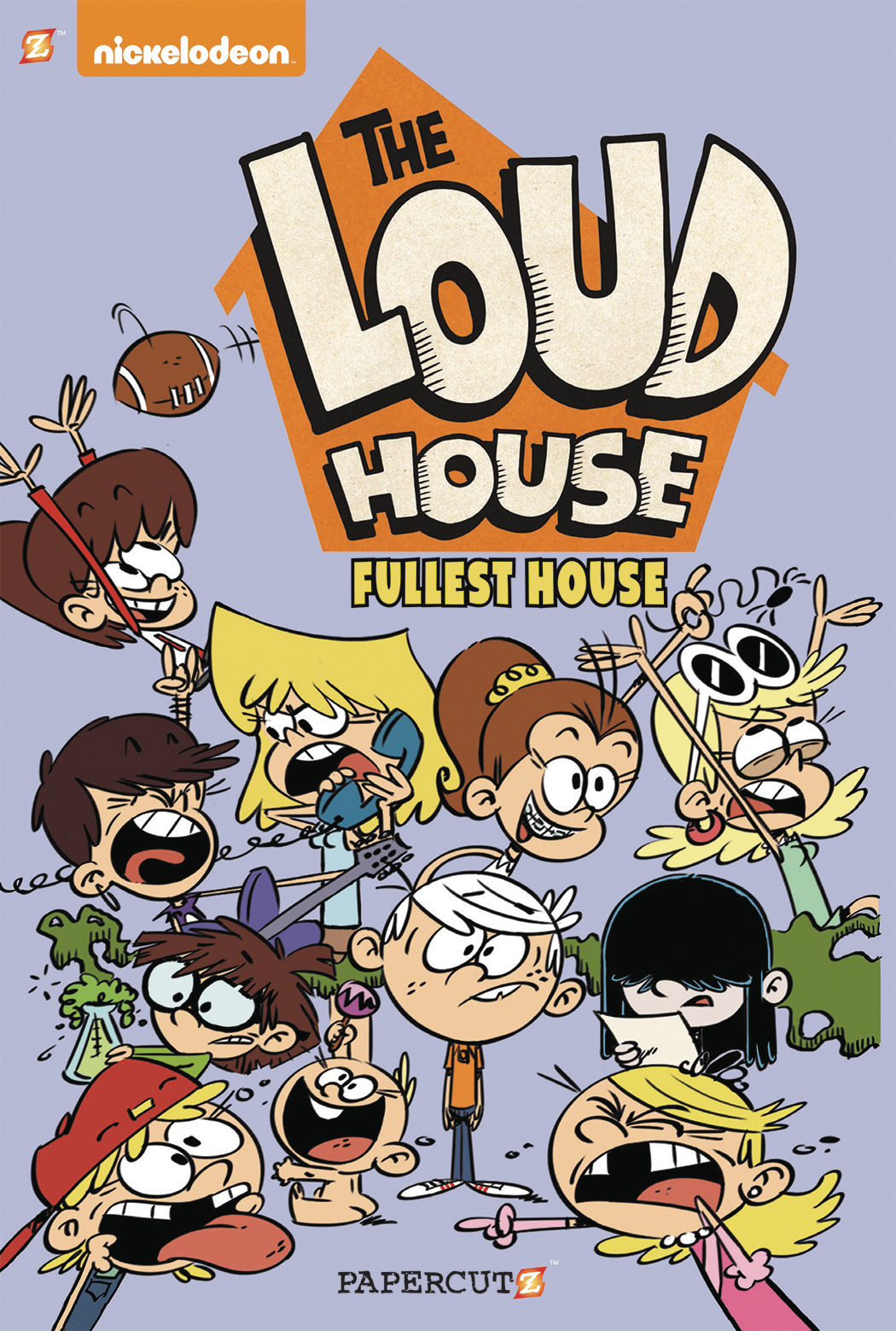 the loud house free comic book day