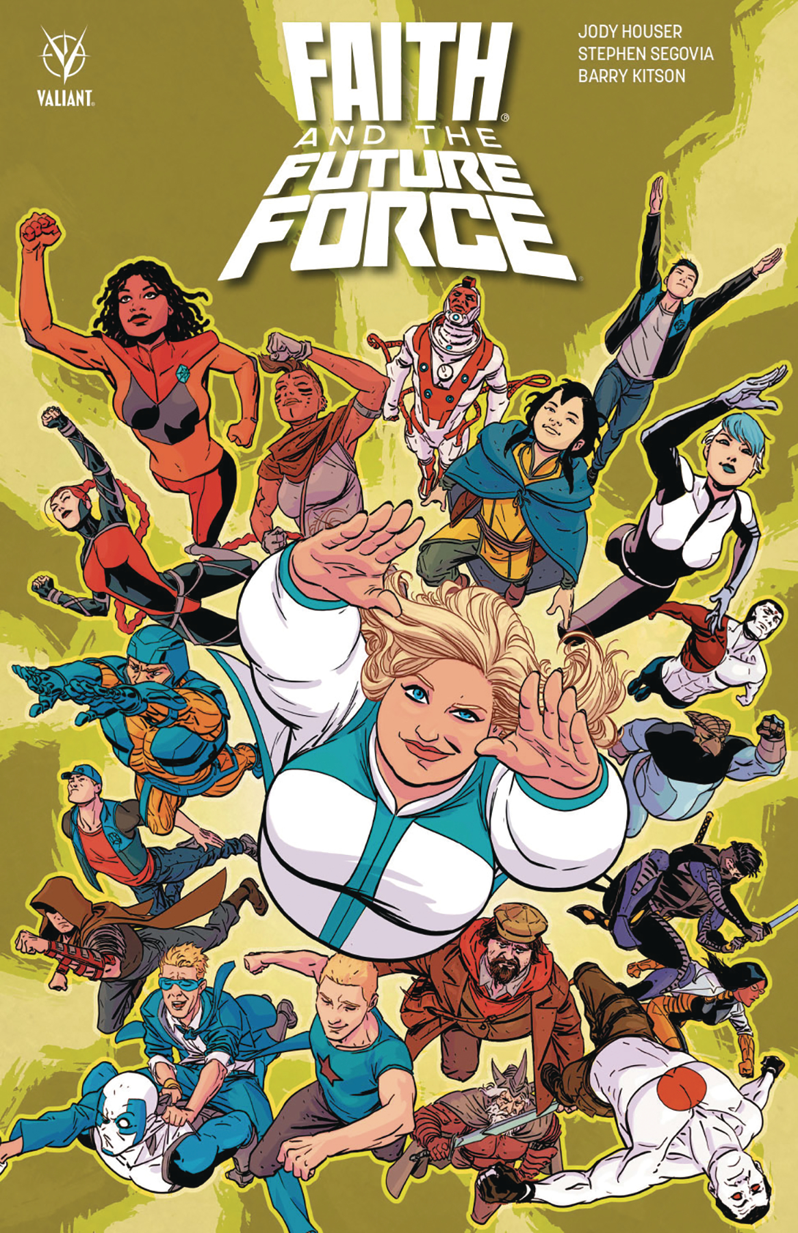 FAITH AND THE FUTURE FORCE TP