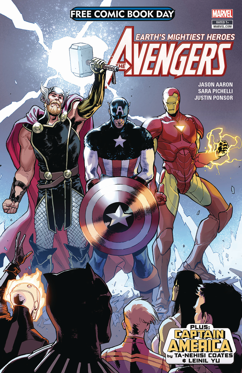 Jan180009 fcbd 2018 avengers captain america free - Marvel spiderman comics pdf ...