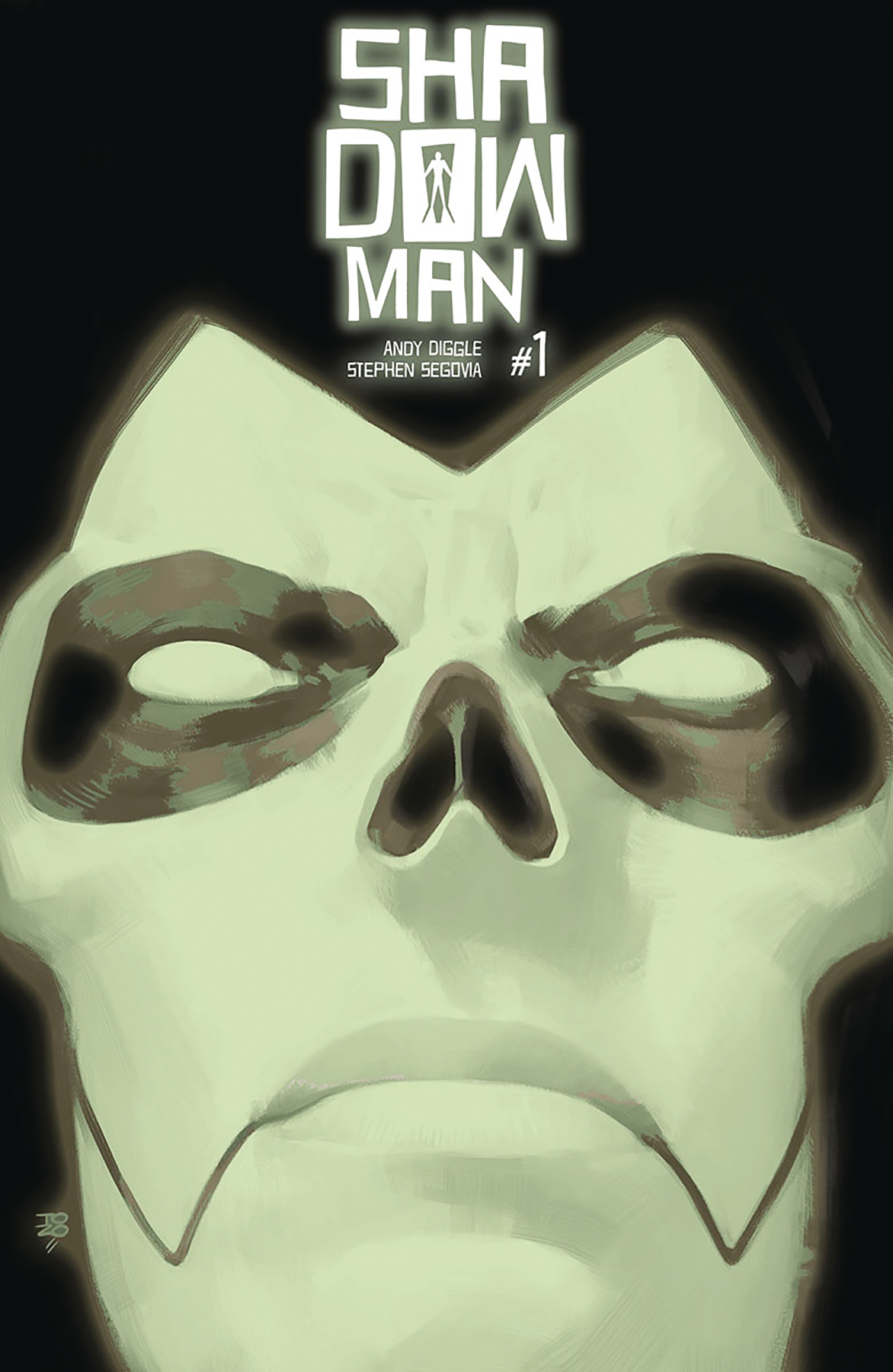 SHADOWMAN (2018) #1 CVR E 250 COPY INCV GLOW-IN-THE DARK