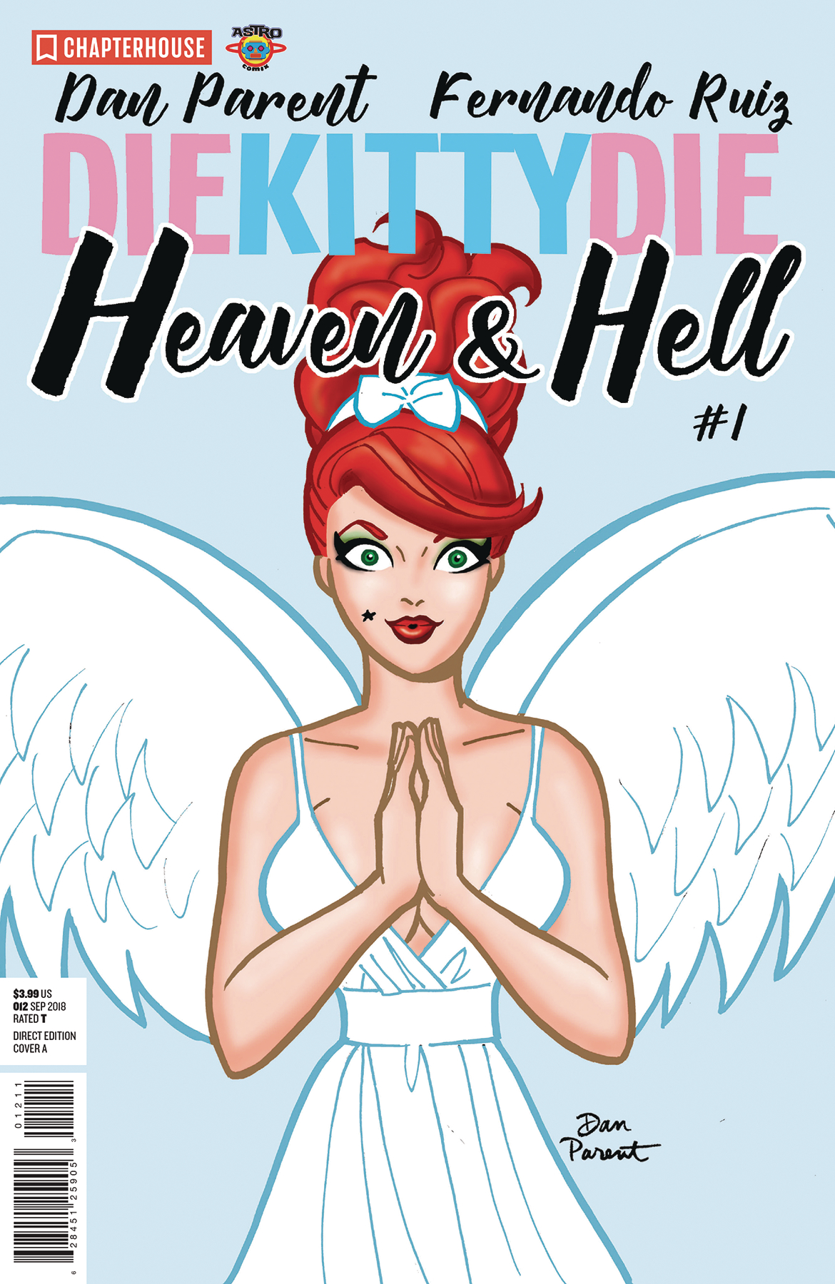 DIE KITTY DIE HEAVEN AND HELL #1 CVR A