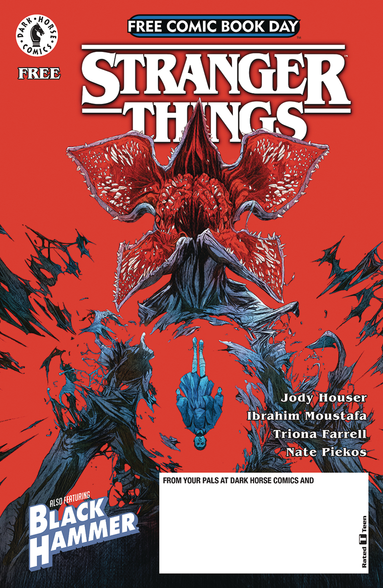 Dark Horse Comics 'Stranger Things' Discussion STL111484?type=1