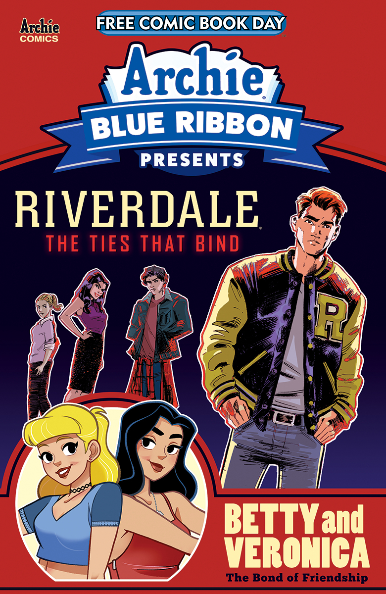 FCBD 2020 ARCHIE BLUE RIBBON PRESENTS