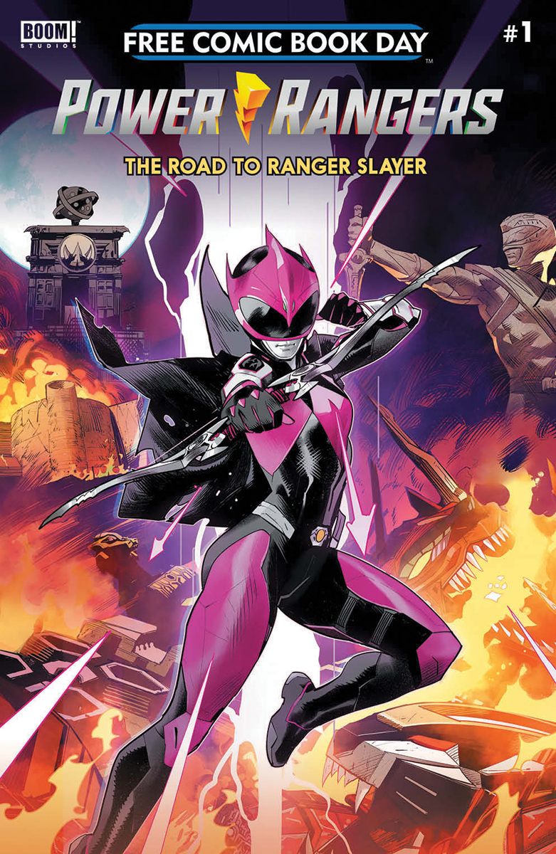 FCBD 2020 POWER RANGERS RANGER SLAYER