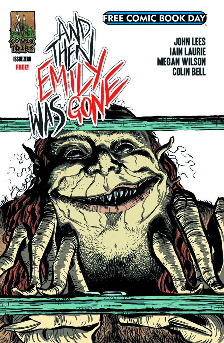 FCBD 2015 AND THEN EMILY WAS GONE #0  (MR)