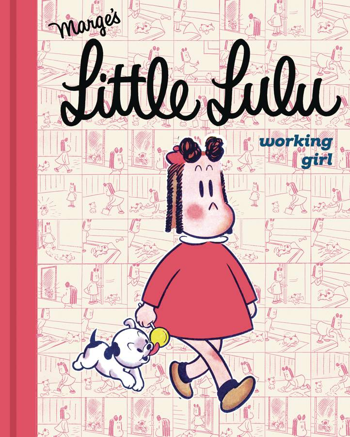 LITTLE LULU HC VOL 01 WORKING GIRL (RES)