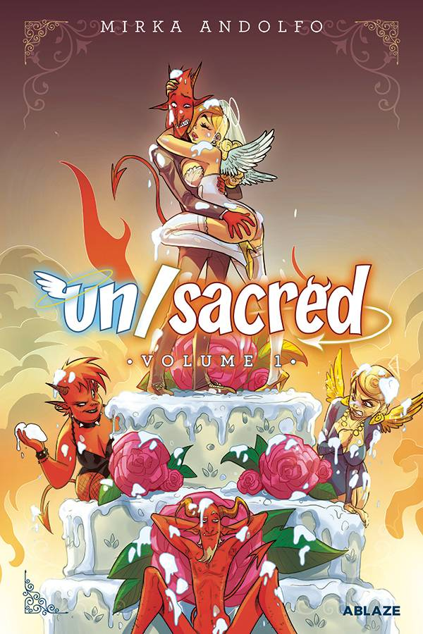 MIRKA ANDOLFOS UNSACRED HC VOL 01 (MR)