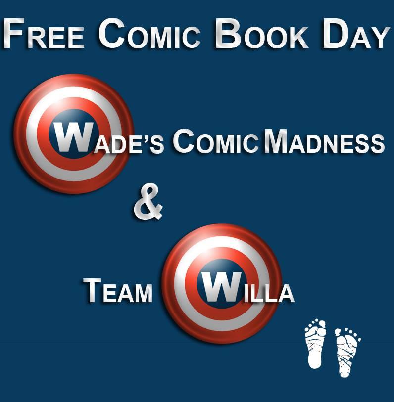 Free Comic Book Day Parramatta: Free Comic Book Day