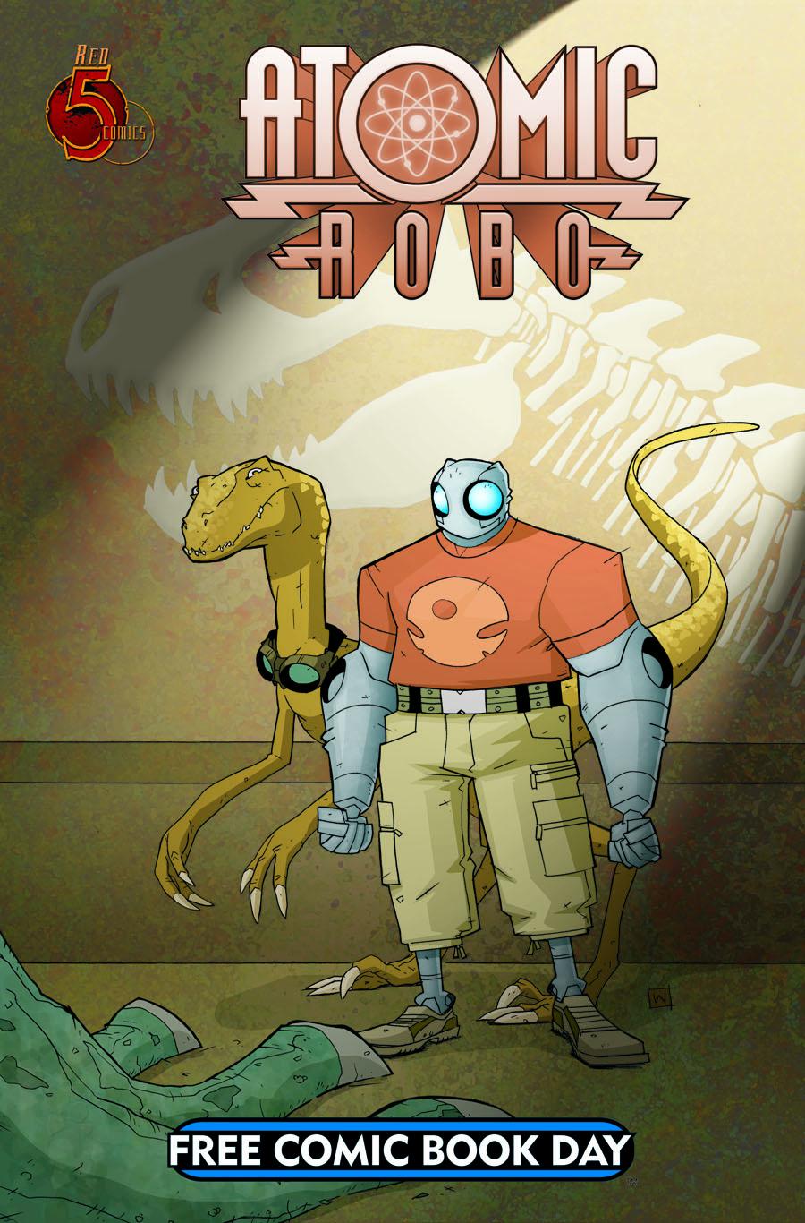 STK459153 Free Comic Book Day 2012: Reviews!