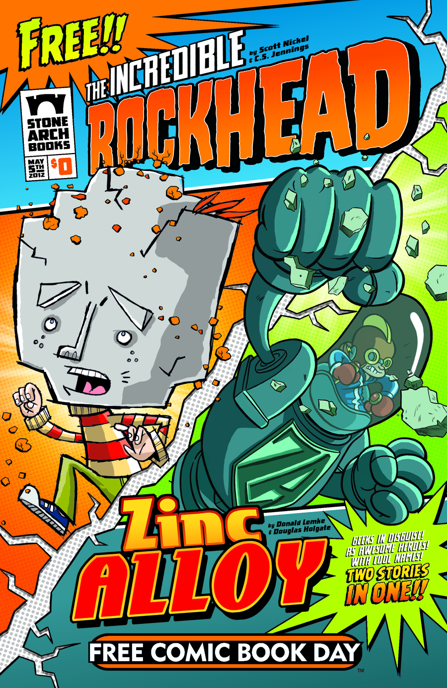STK459221 Free Comic Book Day 2012: Reviews!