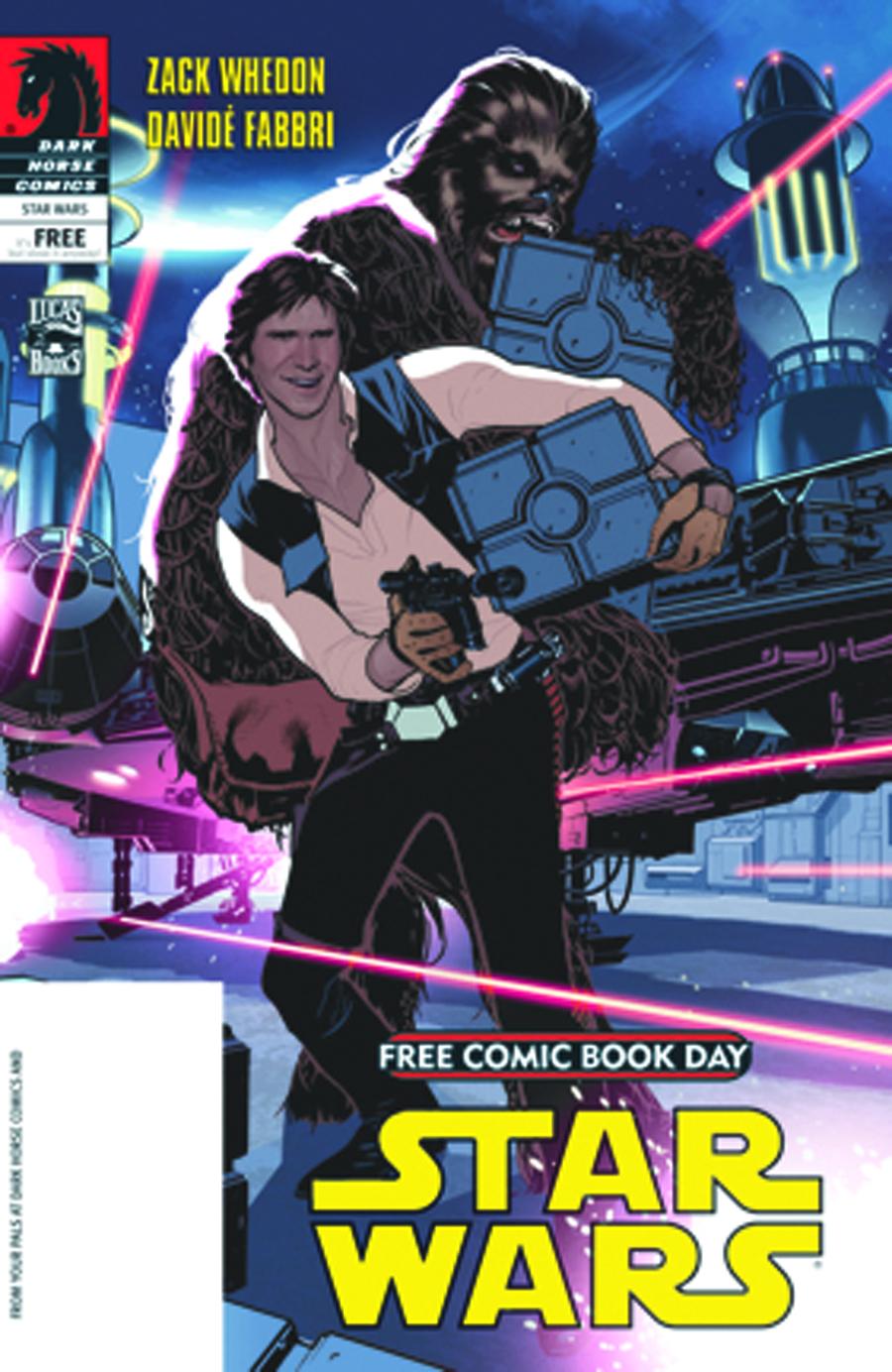 STK459374 Free Comic Book Day 2012: Reviews!