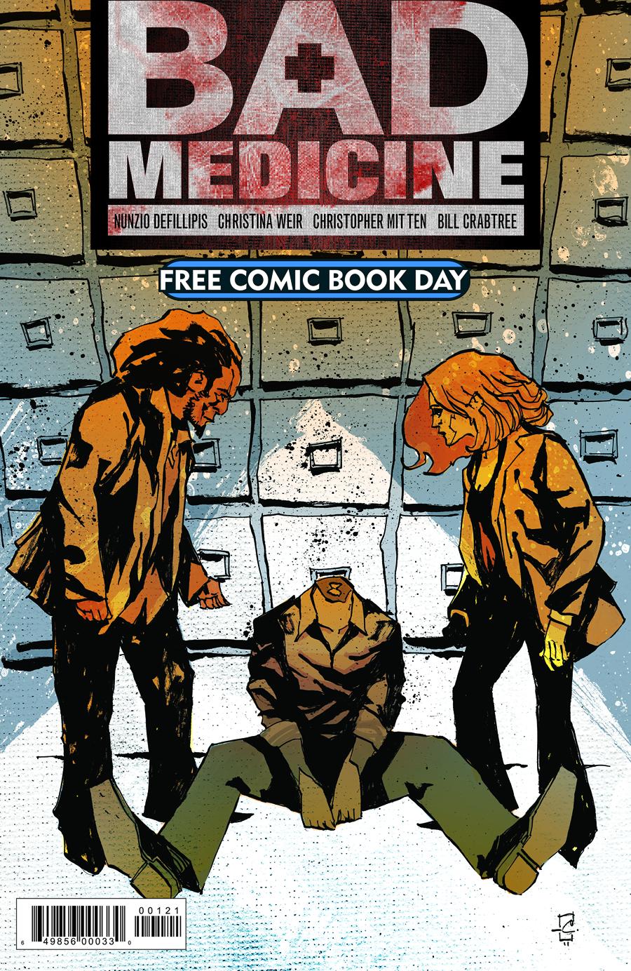 STK459883 Free Comic Book Day 2012: Reviews!