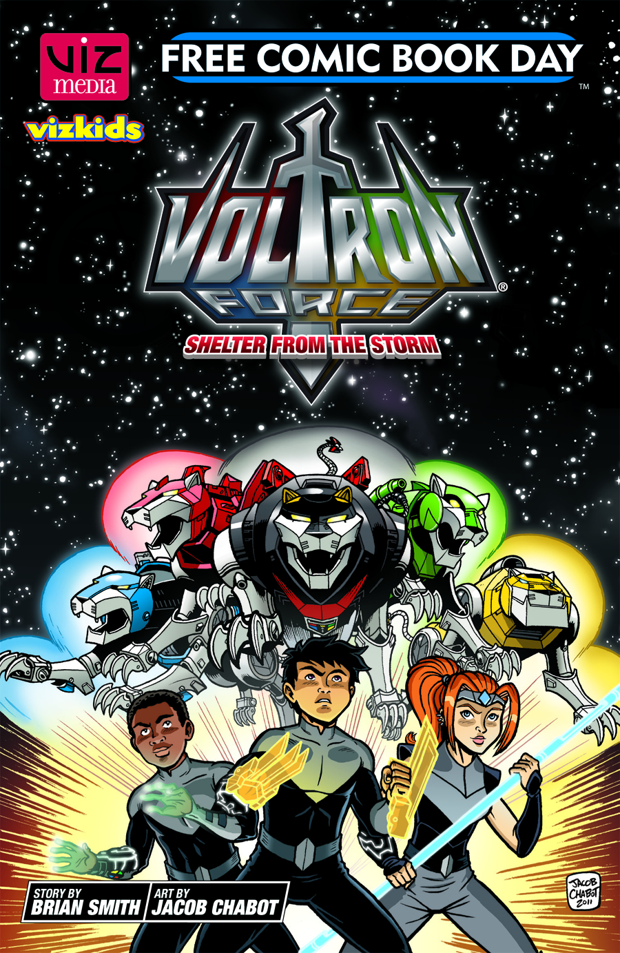 STK459915 Free Comic Book Day 2012: Reviews!