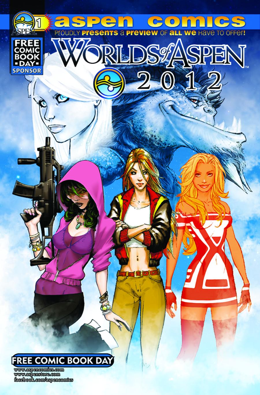 STK460021 Free Comic Book Day 2012: Reviews!
