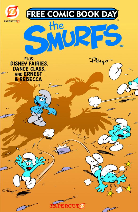 STK460212 Free Comic Book Day 2012: Reviews!