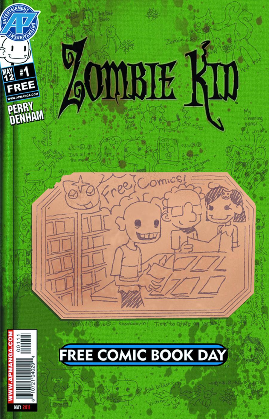 STK460385 Free Comic Book Day 2012: Reviews!