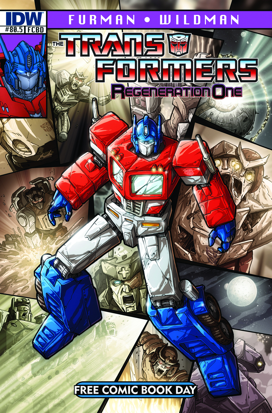 STK460612 Free Comic Book Day 2012: Reviews!