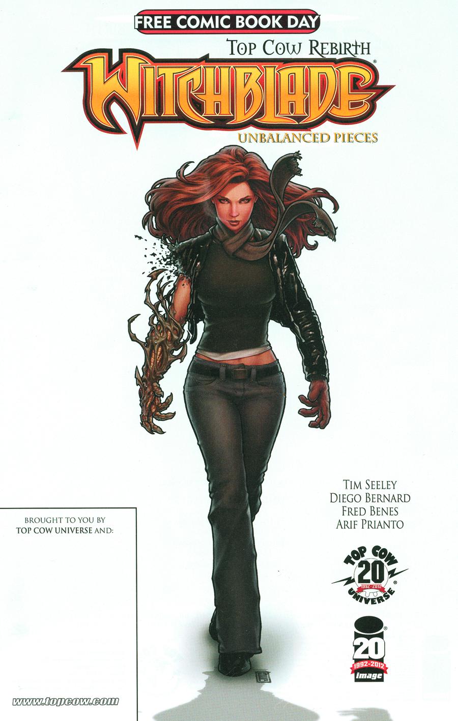 STK460688 Free Comic Book Day 2012: Reviews!