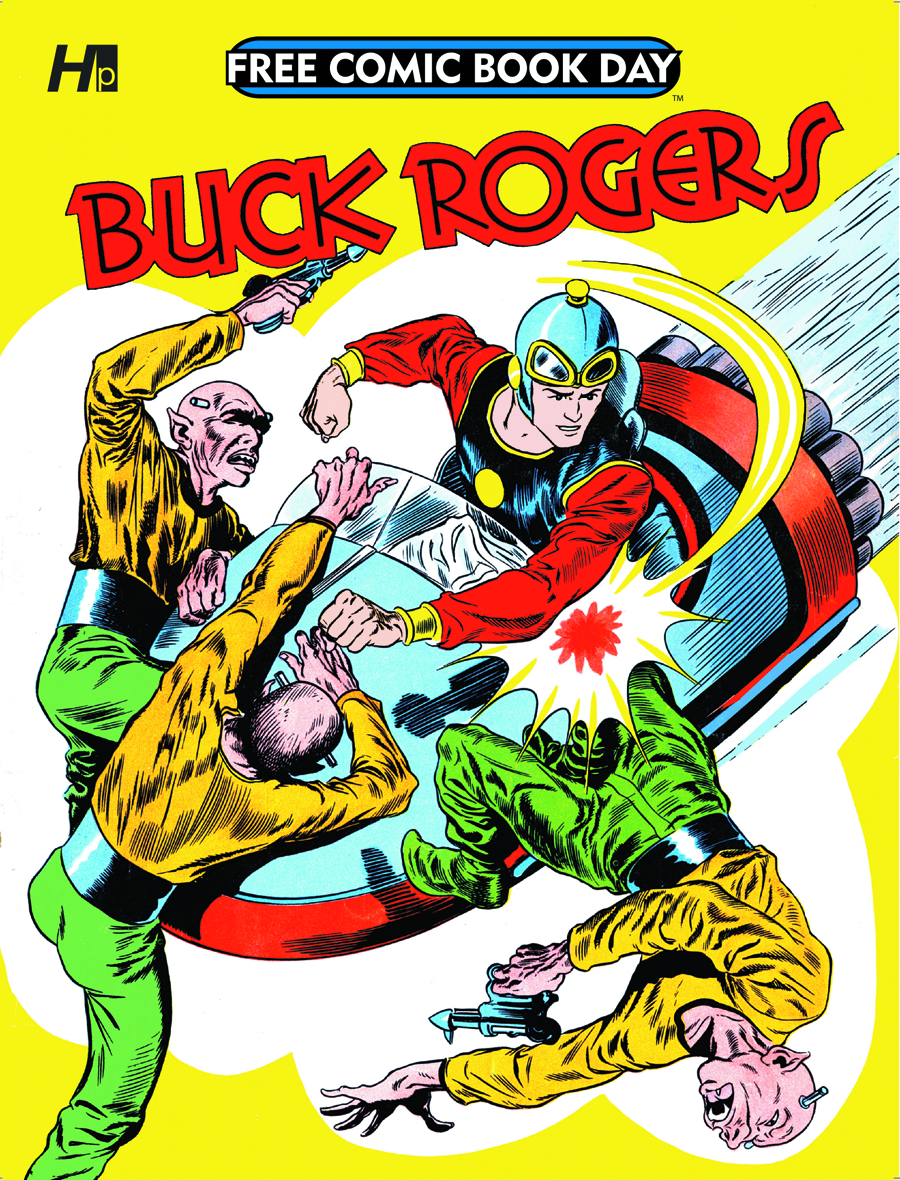 Buck Rogers Cover
