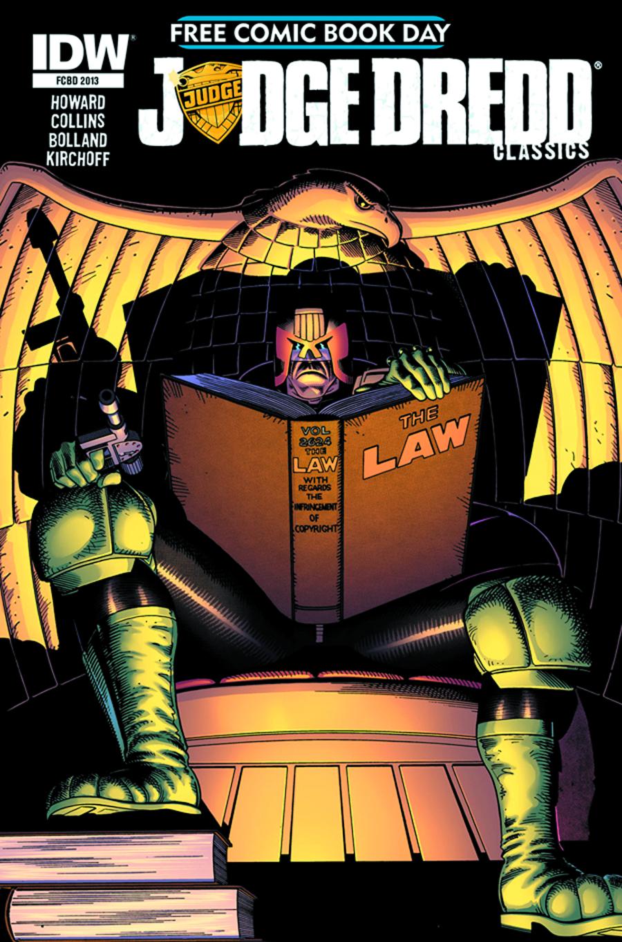 Judge Death COVAH