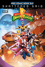 MIGHTY MORPHIN POWER RANGERS SPECIAL