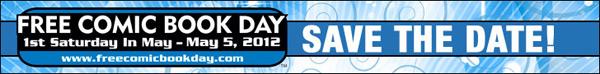 FCBD 2012 Save the Date Banner