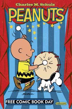 Peanuts/Adventure Time Flip Book (Peanuts Cover)