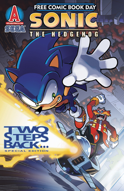 Sonic the Hedgehog: Two Steps Back… Special Edition