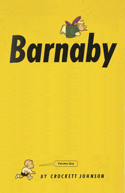 Crockett Johnson's Barnaby Sampler