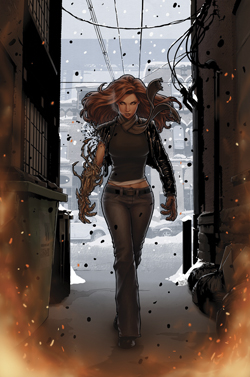 Witchblade: Unbalanced Pieces