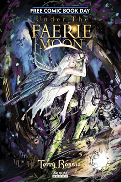 Under the Faerie Moon Preview