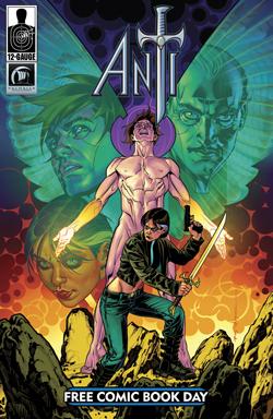 Anti #1 Preview