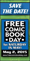 Free Comic Book Day - May 2