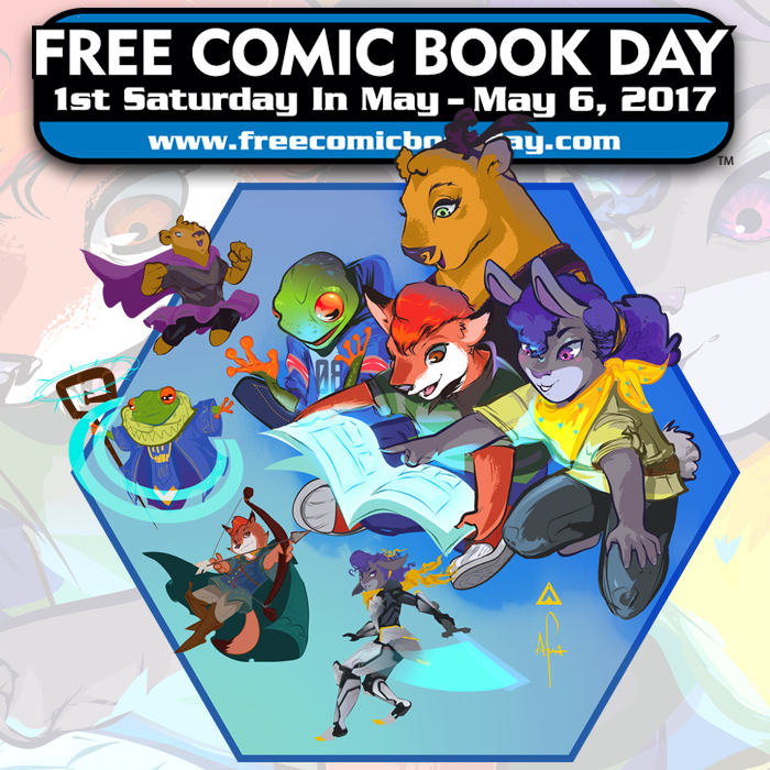 Free Comic Book Day Locations