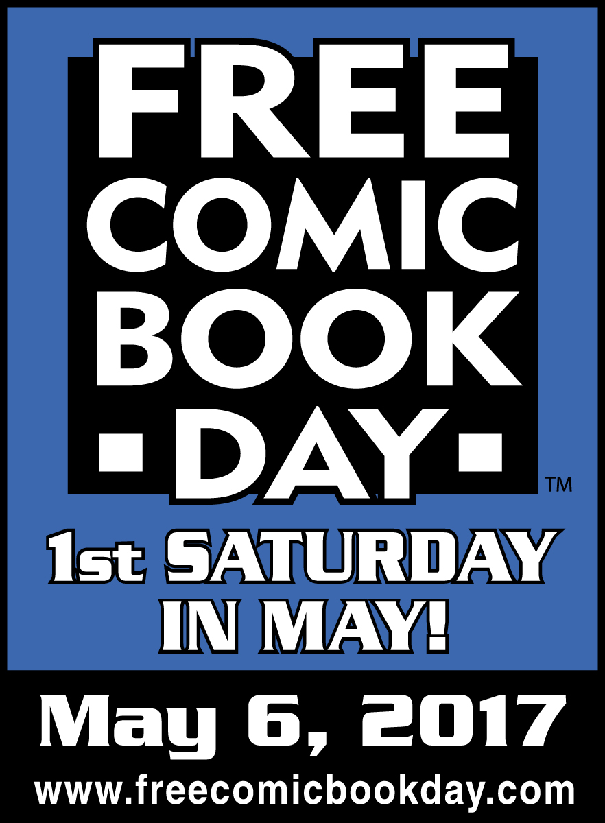 Image result for free comic book day 2017