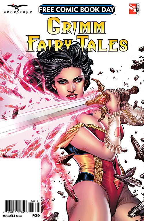 Free Comic Book Day 2017 Full List of Comic Books Announced