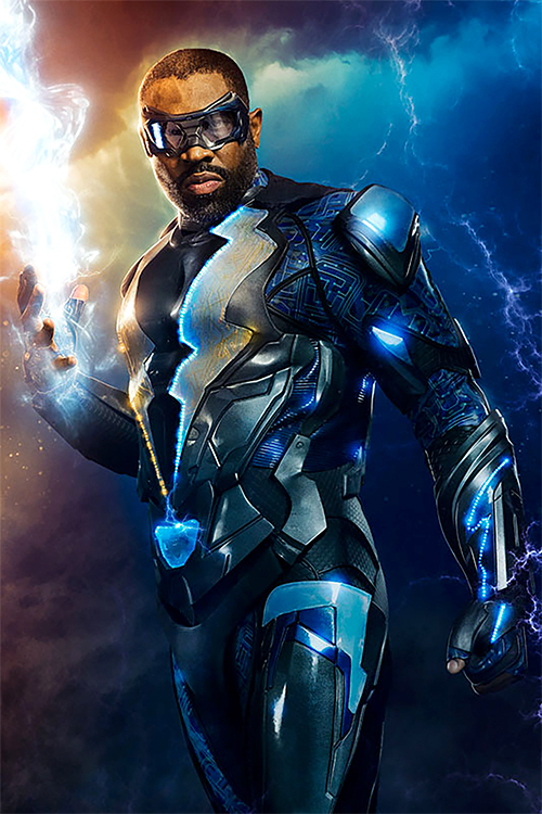 Image result for black lightning secretary of education