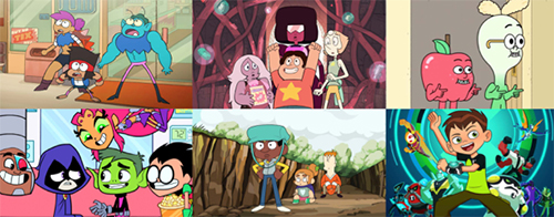 Cartoon Network Unveils Its 2017-2018 Programming, Featuring