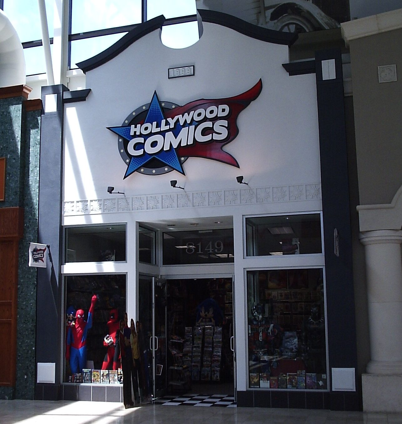 Free Comic Book Day Locations: Comic Shop Spotlight: Hollywood Comics And Collectibles