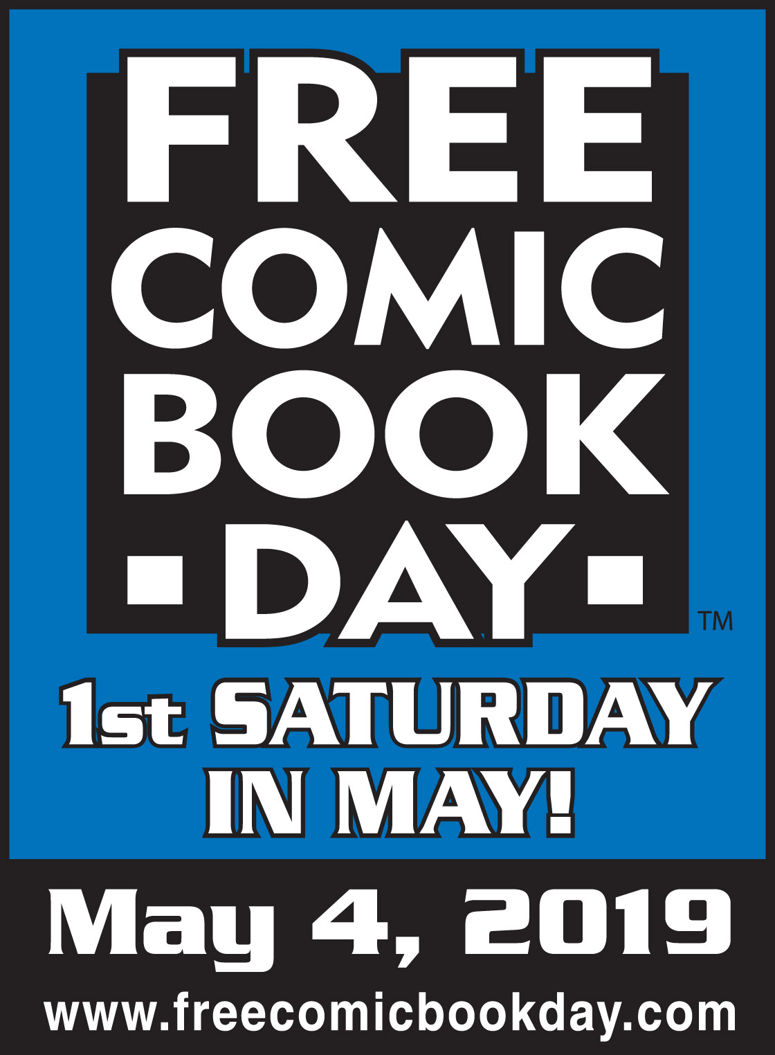 FCBD 2019 Site Downloads - Free Comic Book Day