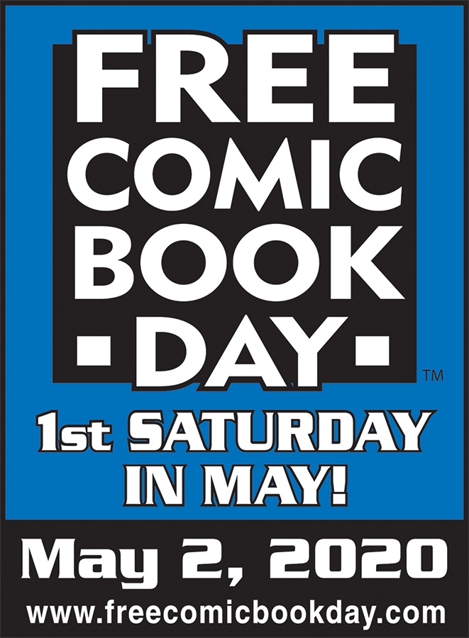 Free Comic Book Day 2020 List.Fcbd 2020 Site Downloads Free Comic Book Day
