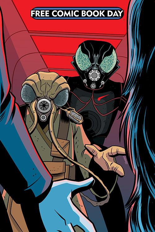 free comic book day 2018 full list of comic books announced free