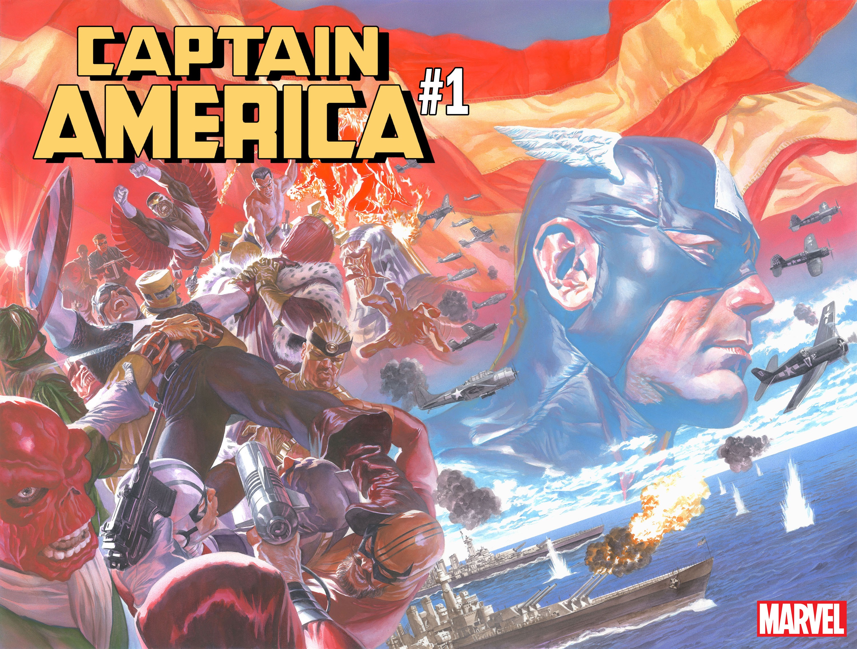 New Captain America Story Coming On Free Comic Book Day Free Comic